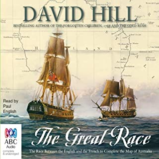 The Great Race cover art
