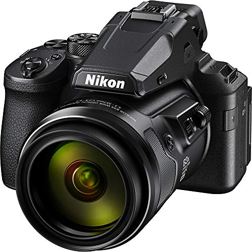 Nikon COOLPIX P950 16MP 83x Super Telephoto Zoom Digital Camera 4K UHD - (Renewed)