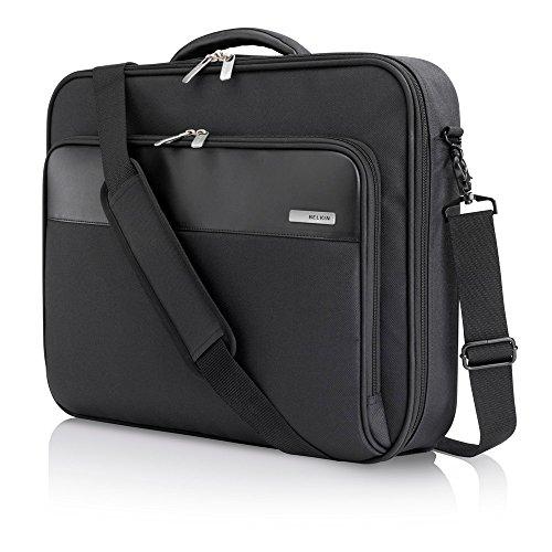 Belkin Business Notebooktasche (geeignet für Notebooks bis zu 43,2 cm (17 Zoll)) schwarz