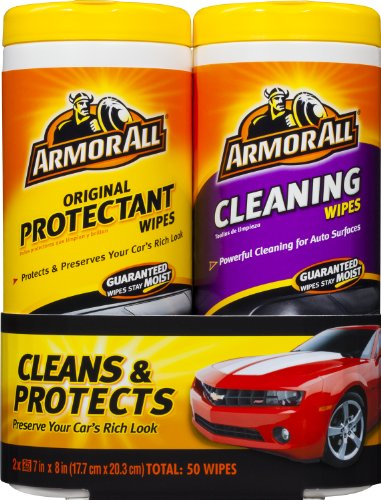 Armor All-10848 Original Protectant & Cleaning...