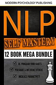 NLP Self Mastery  12 Book Mega Bundle  Neuro-Linguistic Programming Memory Improvement Influence Success 1