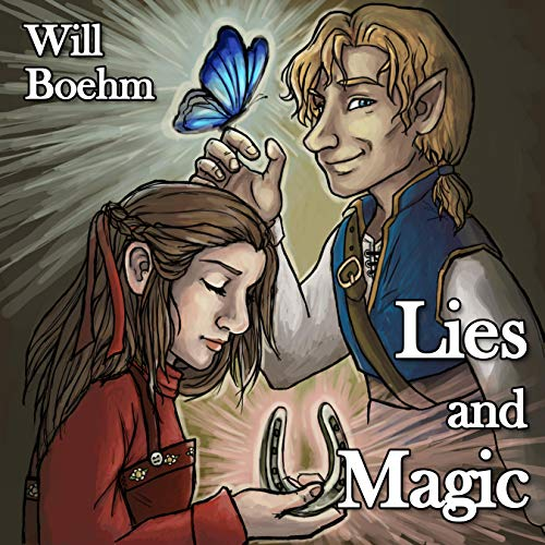 Lies and Magic cover art