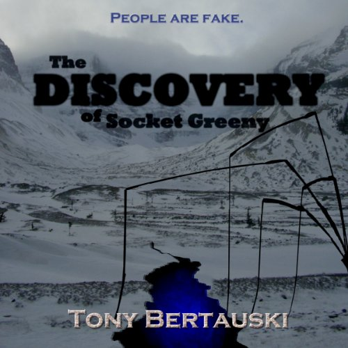 The Discovery of Socket Greeny  By  cover art