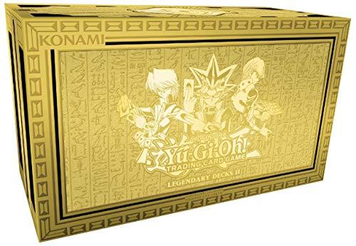 CAGO Yu-Gi-Oh! - Yugis Legendary Deck Box 2 - Deutsch - Unlimitiert