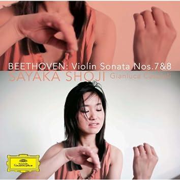 Beethoven:Violin Sonatas Nos. 7 & 8