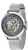 Reloj para Hombre, Colección Gentlemen, Movimiento mecánico automático, Solo Tiempo, en Acero - R8823136005