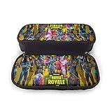 フォートナイト 可愛い 多機能 筆箱 ペン箱 通学 ペンシルケース 通用する のチェーン袋