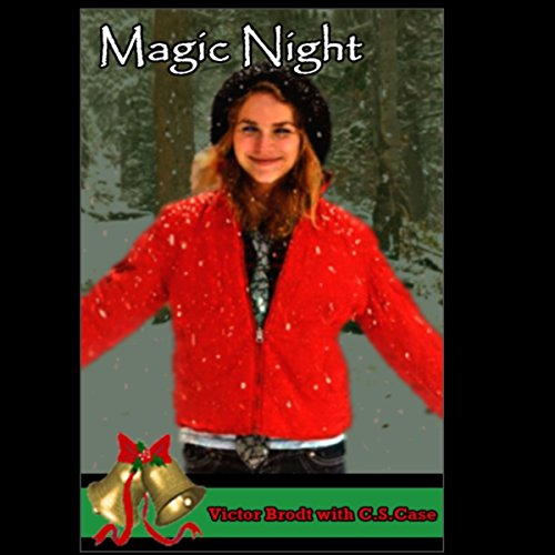 Magic Night audiobook cover art