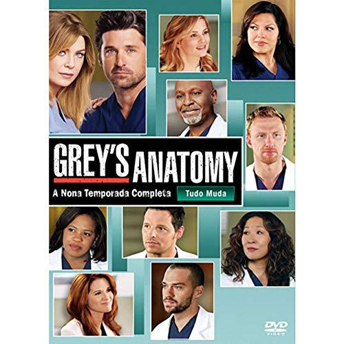 Grey's Anatomy - 9ª Temporada