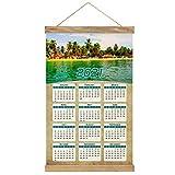 Panama Drucken Sie Poster Wandkalender 2021 12 Monate