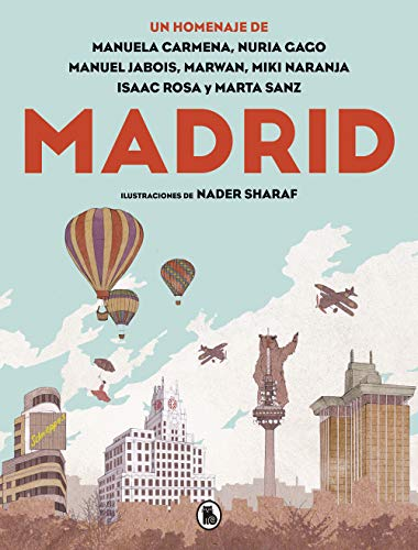 Madrid (Bruguera Contemporánea)