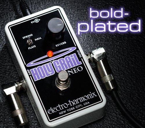 Electro Harmonix 665226efecto de guitarra eléctrica con sintetizador Filtro Holy Grail Neo