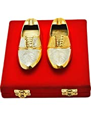 Jaipur Ace Royal Ash Tray Silver Gold Plated Ash Tray in Shoes Shaped