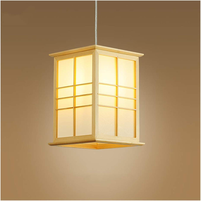 THOR-BEI Kronleuchter- Moderner minimalistischer LED-Kronleuchter, Schlafzimmer Wohnzimmer Esszimmer Haus Massivholz Kronleuchter E27 [Energieklasse A + -1859k