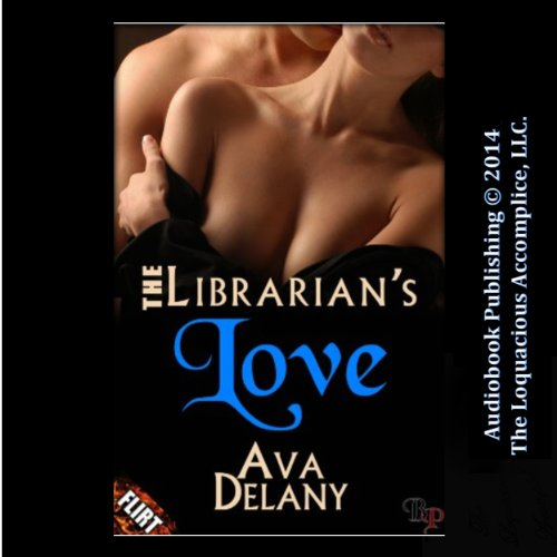 The Librarian's Love audiobook cover art