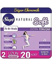 Sleepy Natural Soft Extra Yumuşak Uzun, 20 Adet