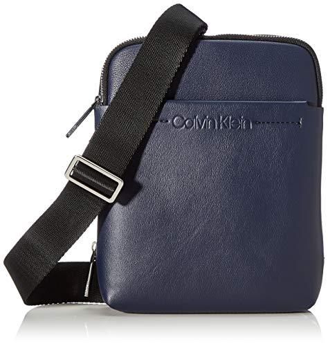 Calvin Klein FLEX 2G FLAT CROSSOVERHombreShoppers y bolsos de hombroAzul (Navy) 4x25x20 centimeters (B x H x T)