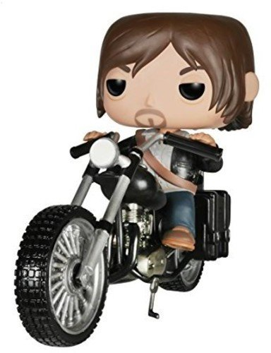 POP! Rides - The Walking Dead: Daryl Dixons Chopper