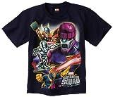 Marvel Big Boys  Sentinental T-Shirt, Navy, X-Large