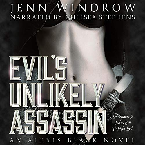 Evil's Unlikely Assassin cover art