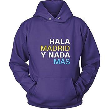real madrid purple hoodie