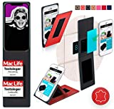Cover for Allview Soul X5 Style Case | in Red Leather |
