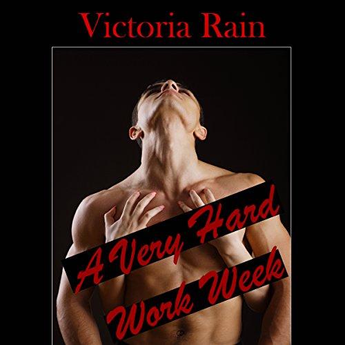 A Very Hard Work Week audiobook cover art