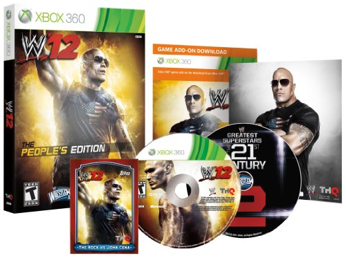 WWE 12 - Collector's Edition [Edizione: Germania]