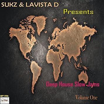 Deep House Slow Jams, Vol. 1