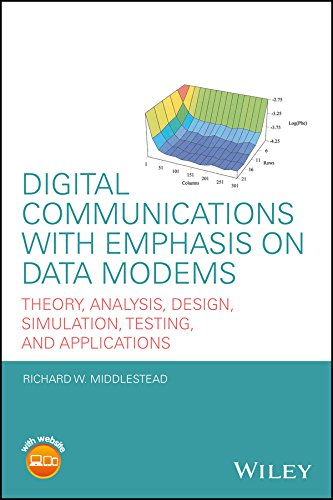 Digital Communications with Emphasis on Data Modems: Theory, Analysis, Design, Simulation, Testing, and Applications (English Edition)
