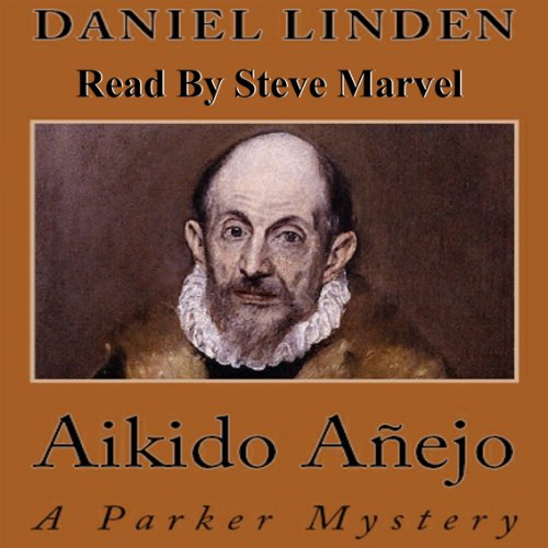 Aikido Anejo audiobook cover art