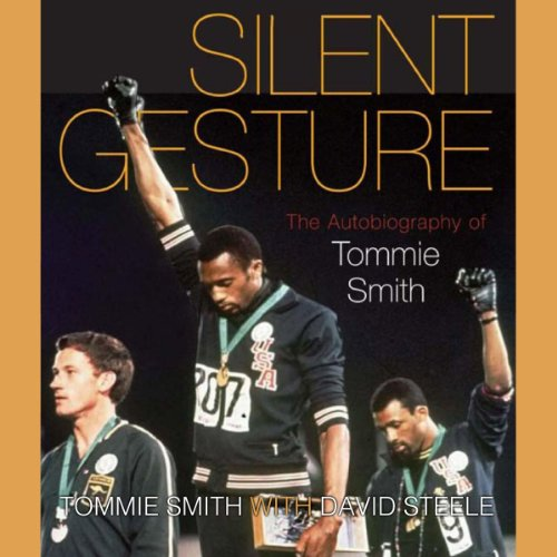 Silent Gesture audiobook cover art