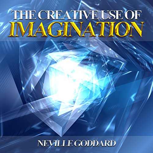 Creative Use of Imagination audiobook cover art