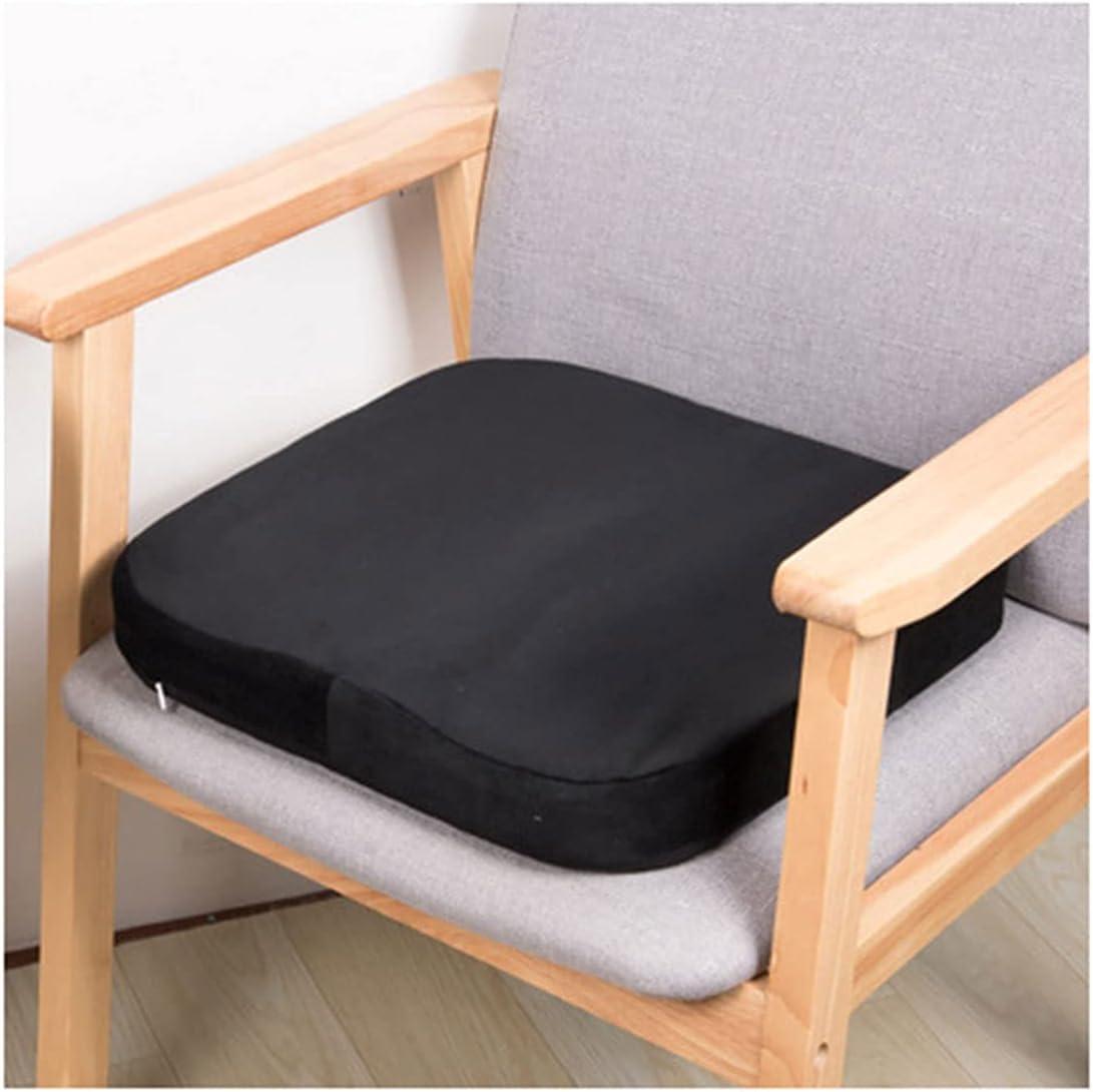 LAXH Seat shipfree Cushion Memory Max 74% OFF Foam Pad Soft Office Chair