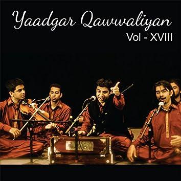 Yaadgar Qawwaliyan, Vol. 18