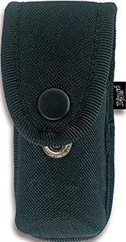 Imex El Zorro 54045 Housse à Couteau, 12x 5,5cm Noir