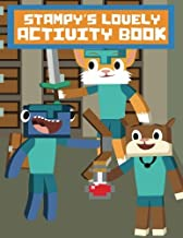 Stampy's Lovely Activity Book: Adventures with the Magic Animal Club Through Minecraft (Unofficial) (Stampy Cat Activity Book) (Volume 1)