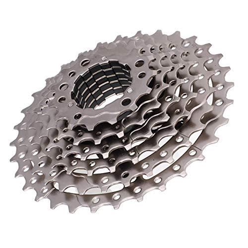 ZHAOFENGMING Cassette De Piñones para Bicicleta De Montaña,Cassette De 8 Velocidades 11-32T para Bicicleta De Montaña, Bicicleta De Carretera, MTB, BMX, SRAM Shimano