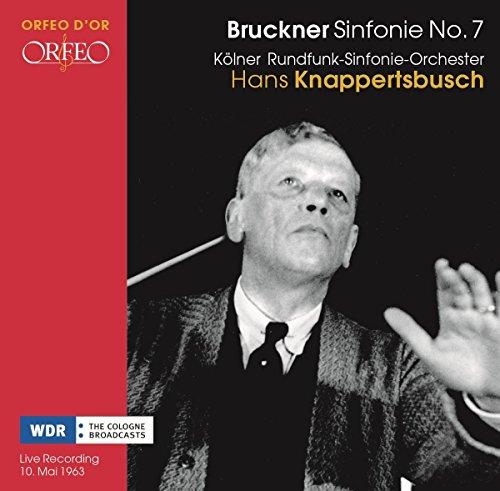 Bruckner: Sinfonia Nº 7 / Knappertsbusch