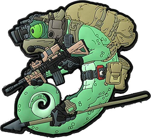 TACOPSGEAR Patch Armee Bundeswehr Chameleon Soldat Helikon-Tex