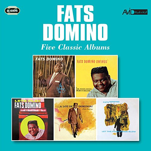 Five Classic Albums (The Fabulous Mr. D / Swings / Let's Play Fats Domino / A Lot Of Dominos / Let The Four Winds Blow)