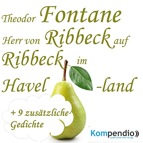 Herr von Ribbeck auf Ribbeck im Havelland Titelbild