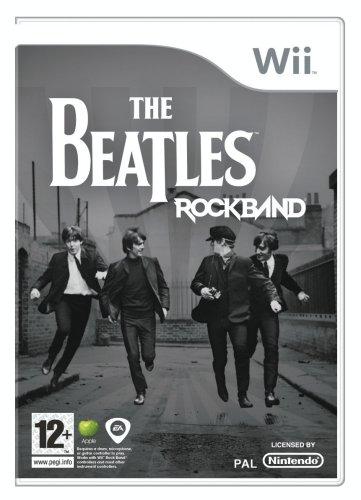 The Beatles Rock Band (Wii) [Edizione: Regno Unito]