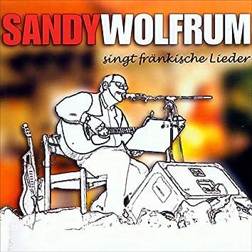 Sandy Wolfrum singt fränkische Lieder