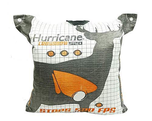 Field Logic Hurricane H21 Crossbow Archery Bag Target, Orange, 22 Inch