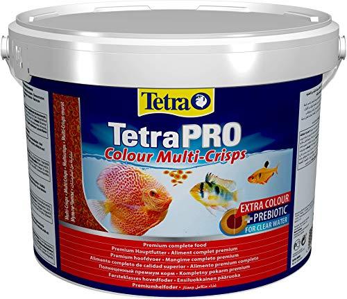 Tetra Pro Colour Premiumfutter für tropische Zierfische, 10000 ml Dose