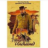 N/S Poster Quentin Tarantino Film Retro Poster Pulp