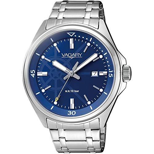 Reloj VAGARY Unisex Erwachsene Uhr 1