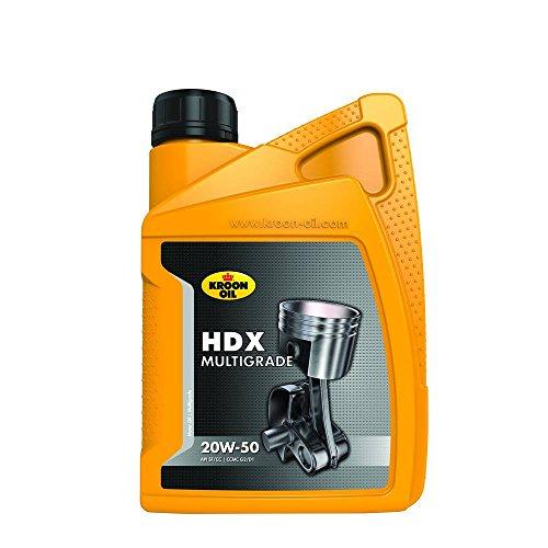 Kroon Oil KO 1838029 motorolie voor auto 00201 Supermulti Grad, 1 l