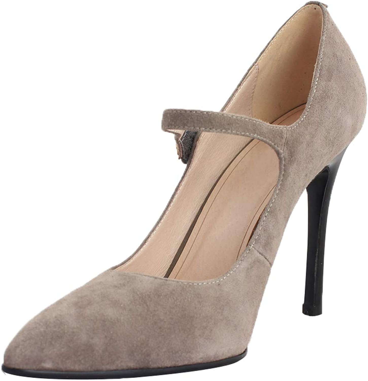 High Pumps Jane Mary Damen 3114 SERAPH Heel Stiletto